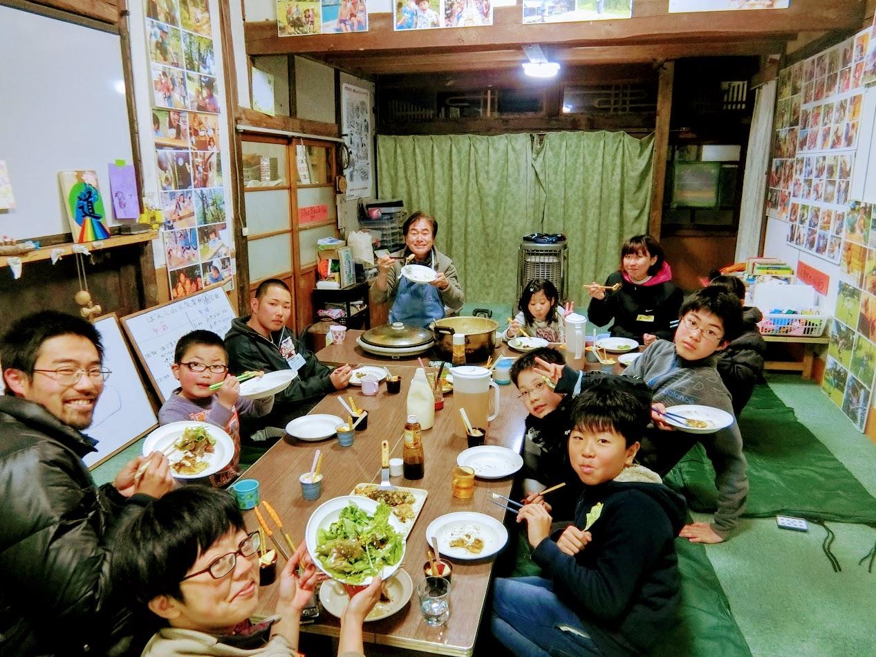 volunteer project: Samegawa (Fukushima) あぶくまエヌエスネット photo 22