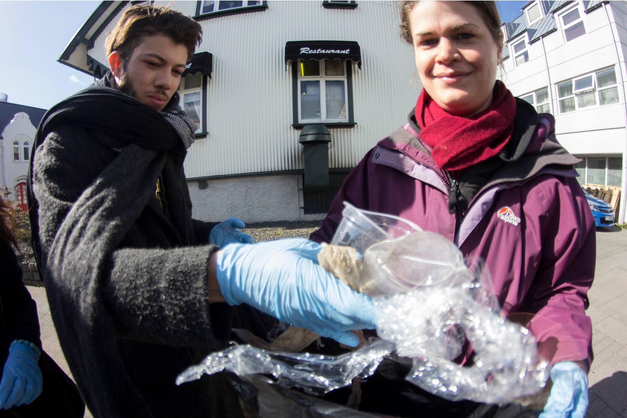 volunteer project: ENVIRONMENTALLY AWARE: IN REYKJAVIK photo 4