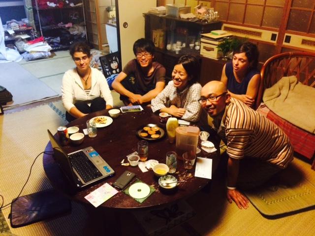 volunteer project: Nice Li Wakuza (Kyoto) photo 3