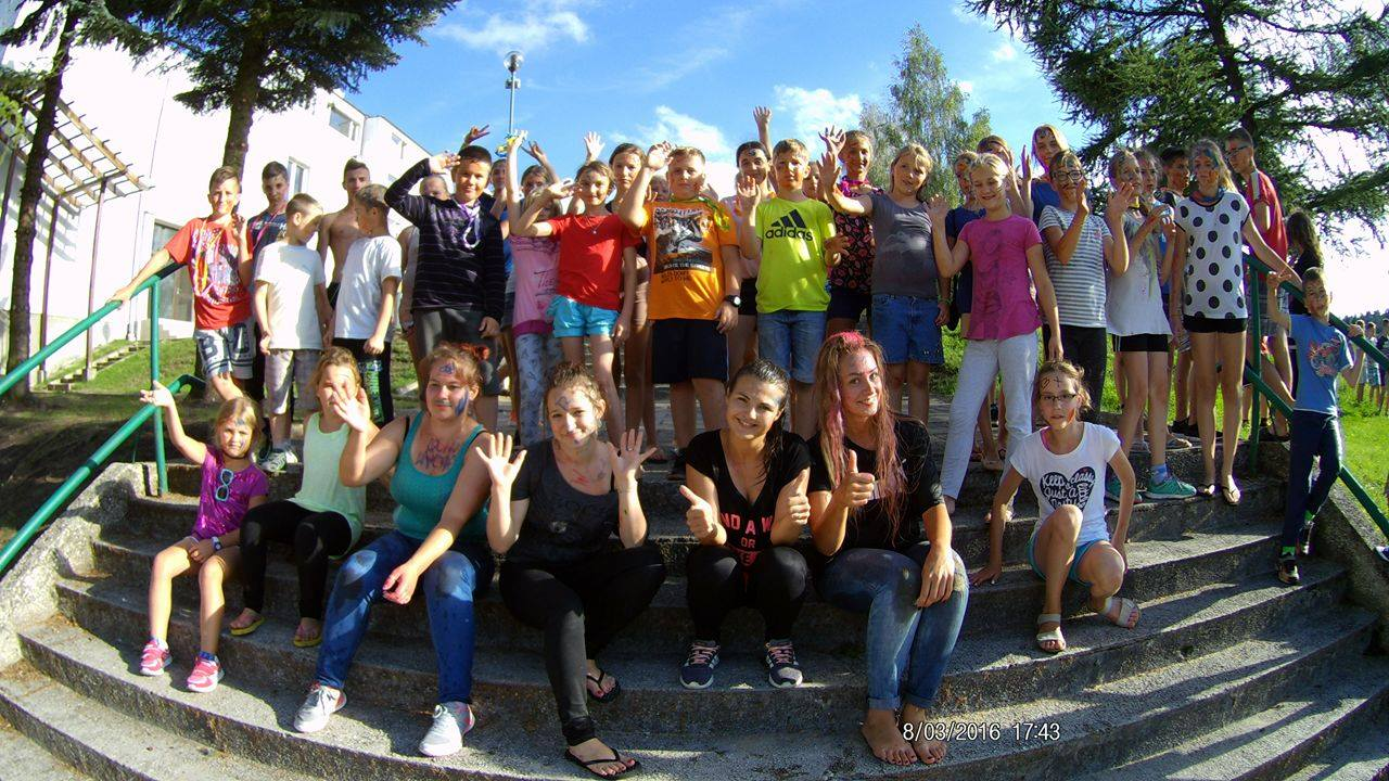 volunteer project: Tyczyn photo 1